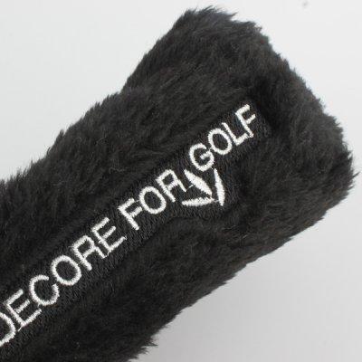 画像3: ★ふわもこピン用パターカバー★【DECORE FOR GOLF】全7色