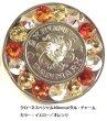 画像2: 【DECORE FOR GOLF デコレフォーゴルフ】クローネスペシャル40mm メダル (2)